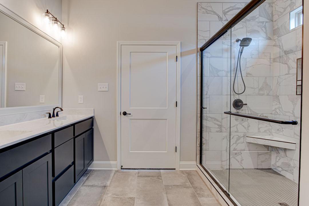 Hemlock Master Bathroom