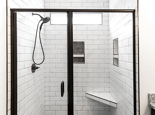 Birch Master Bathroom