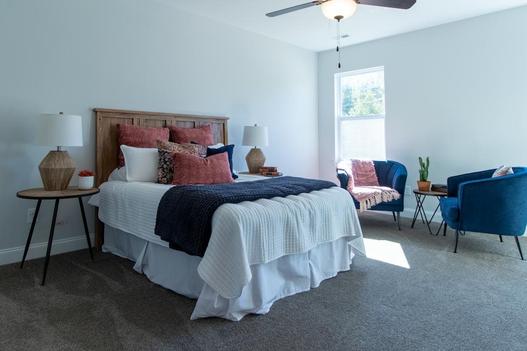 Alder Master Bedroom