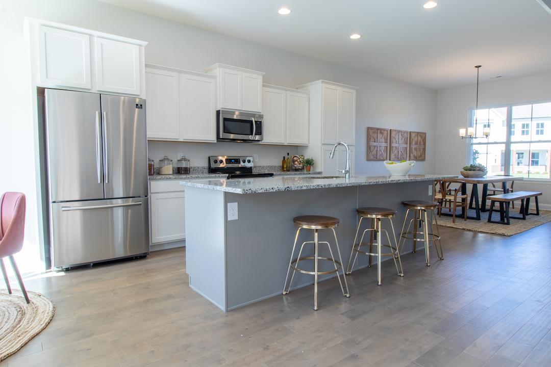 Alder Kitchen + Dining Space