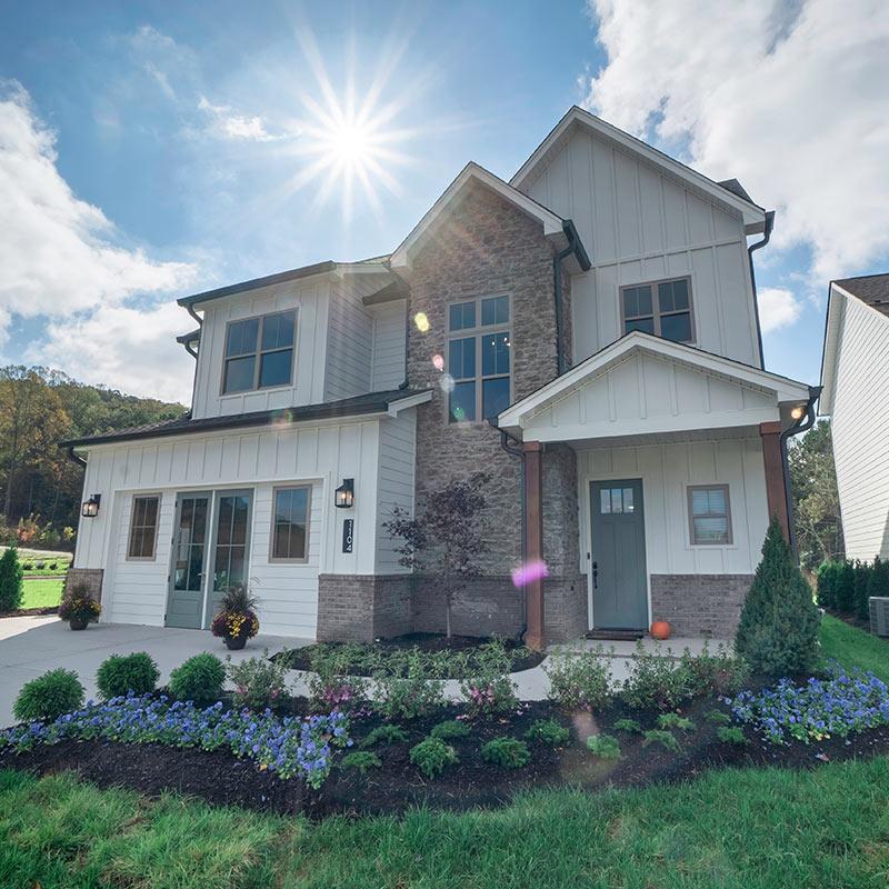 Everett Woods Exterior 2 Turner Homes