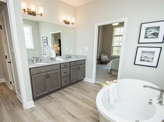 Cedar Master Bath