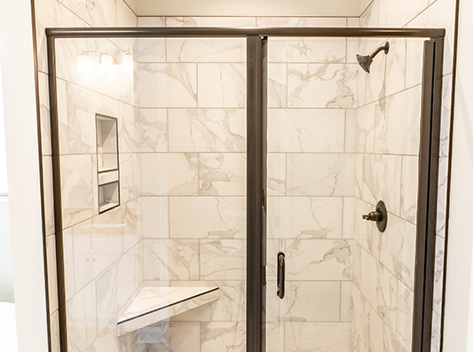 Cottonwood Master Bath Shower