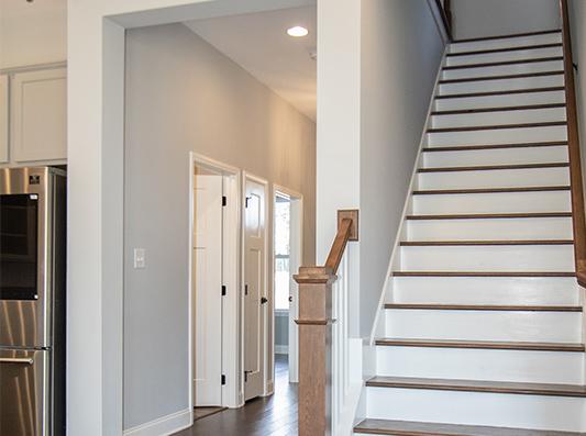 Elm Stairwell