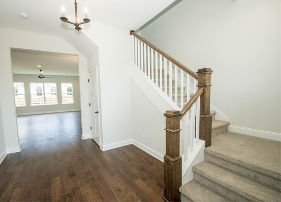 Willow Entryway + Stairwell